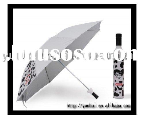 Bottle umbrella( Promotional Mineral water company or beer company)