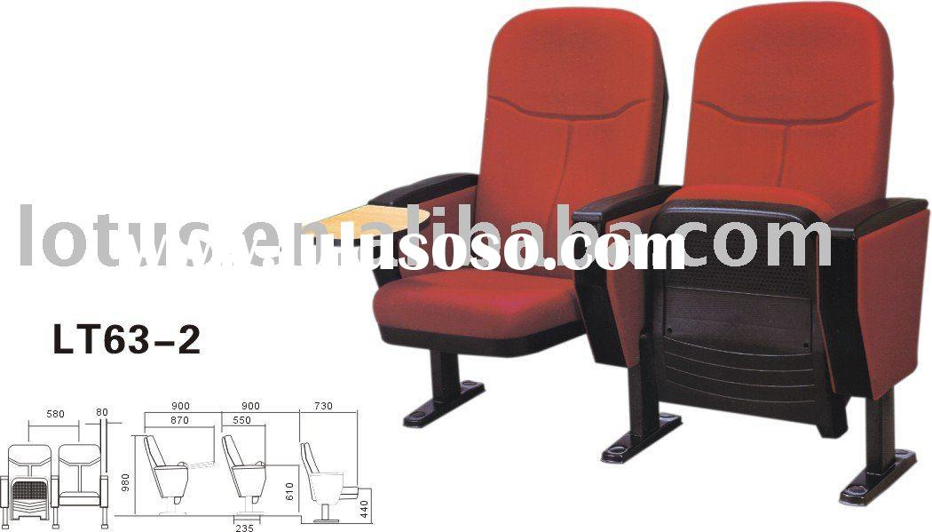 High quality fashionable auditorium chair,church chair