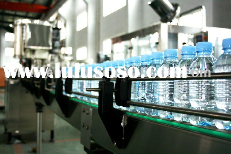 Mineral Water Bottle Filling Machines / Drinking Water Filling Machine