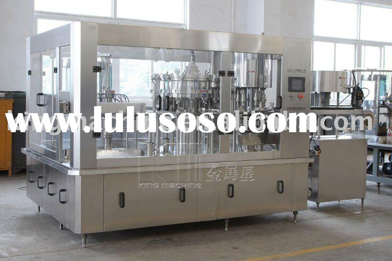 Mineral Water Plant / Pure Water Filling Machine