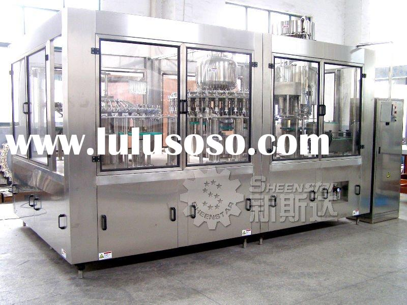 Mineral water filling plants/machinery/production line
