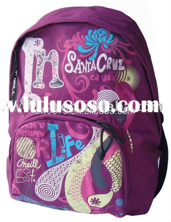 Sports Anime School Bags and Backpacks with Cartoon Picture-SB 11