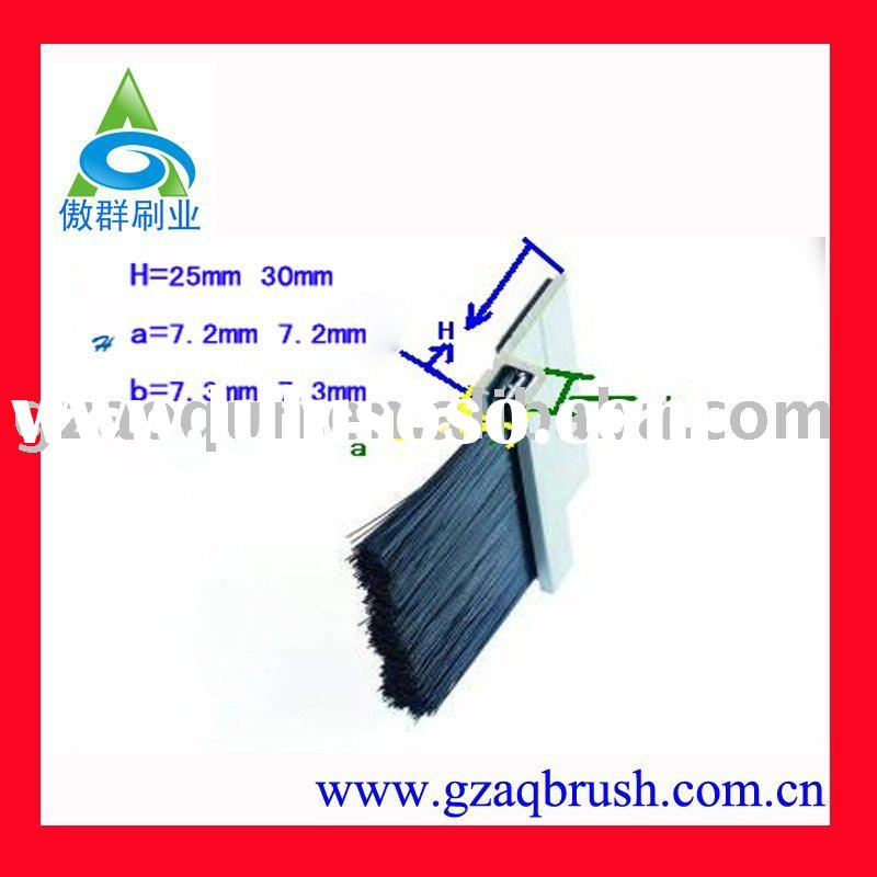 horse hair brush for silding door