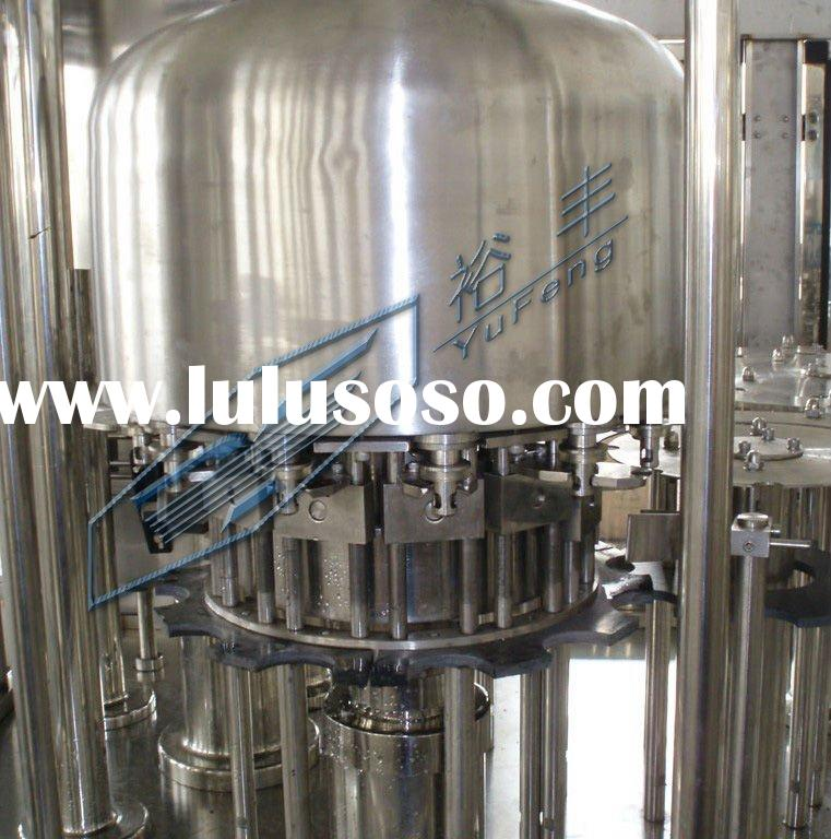 mineral drink water making machine/liquid filler