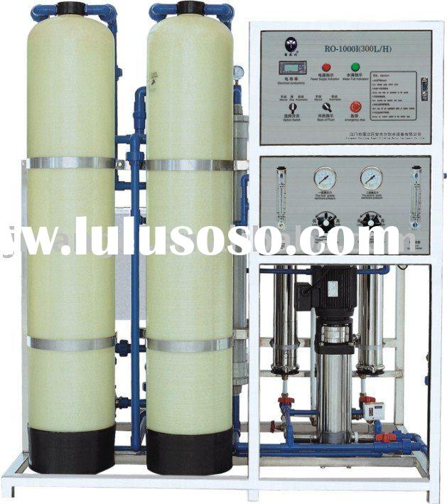 mineral water machinery/plant  (1-5T/H )