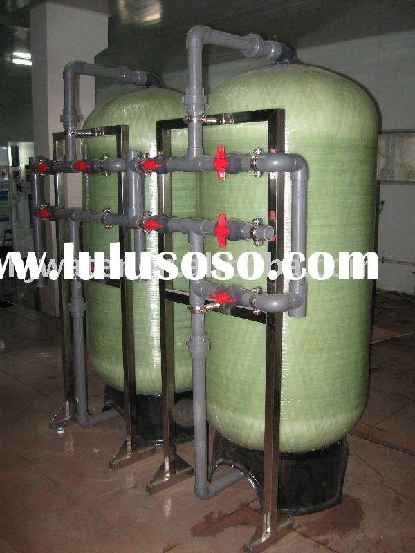 softener-hard water treatment plant