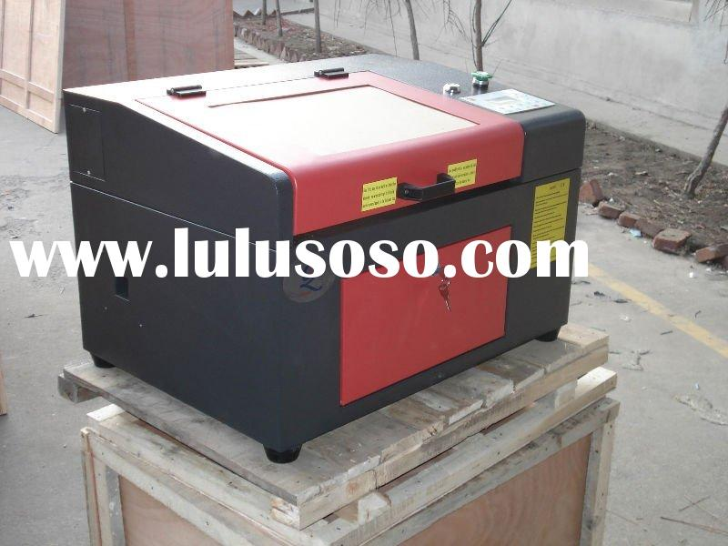 wood model laser machine
