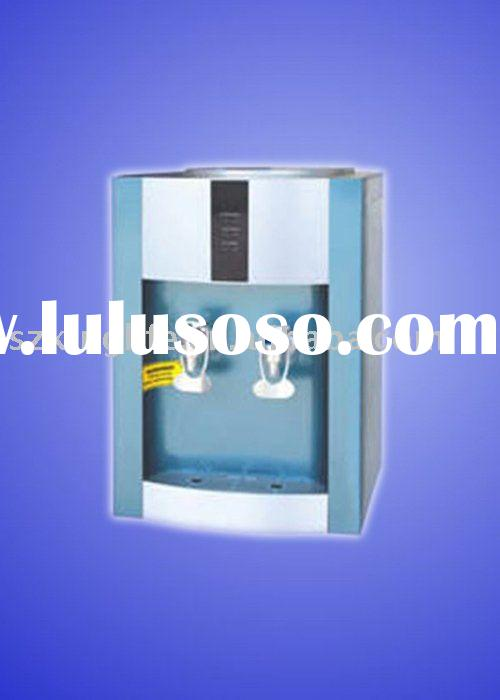 16T/E Desktop Bottled Water Cooler with Colorful VFD Display