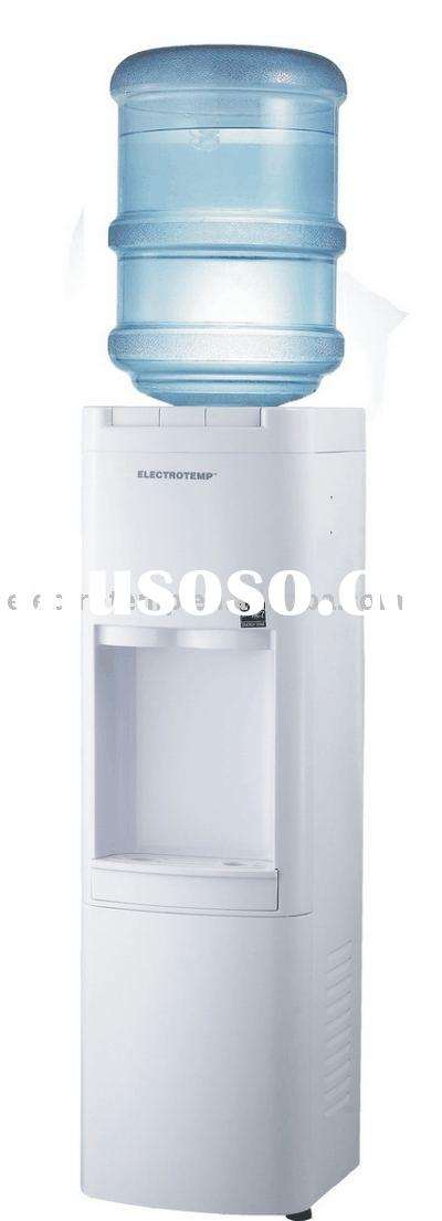 Office Grade Cold And Cook Bottled Water Dispenser