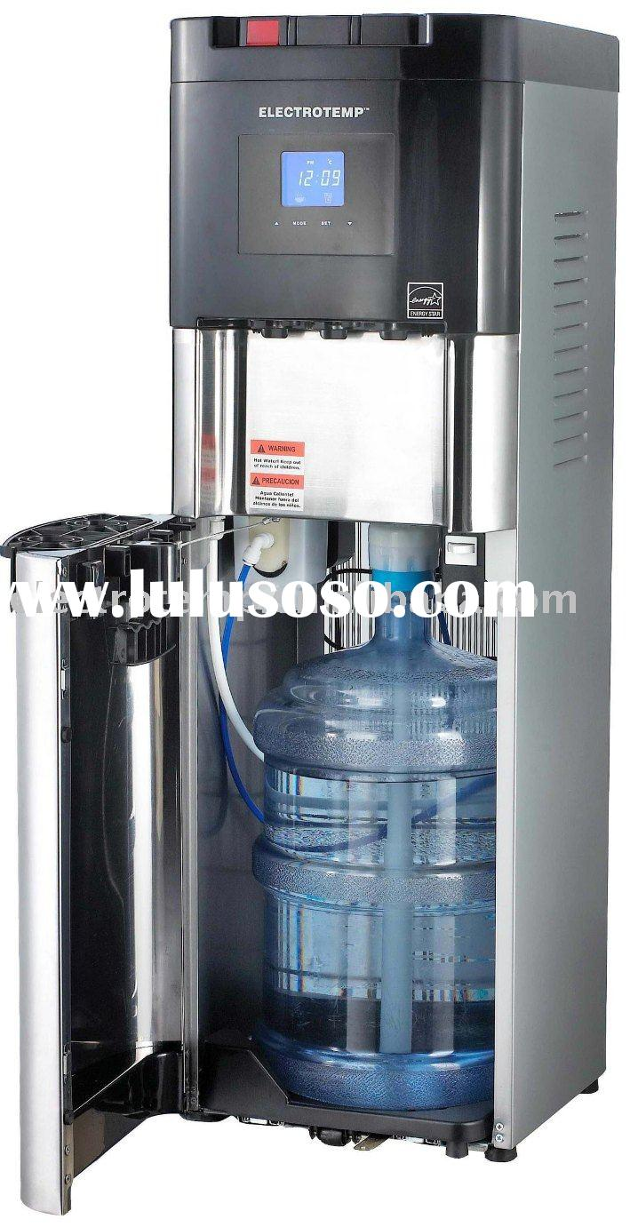 Office Grade Cold And Hot Bottom Loading Water Dispenser With Digital Display