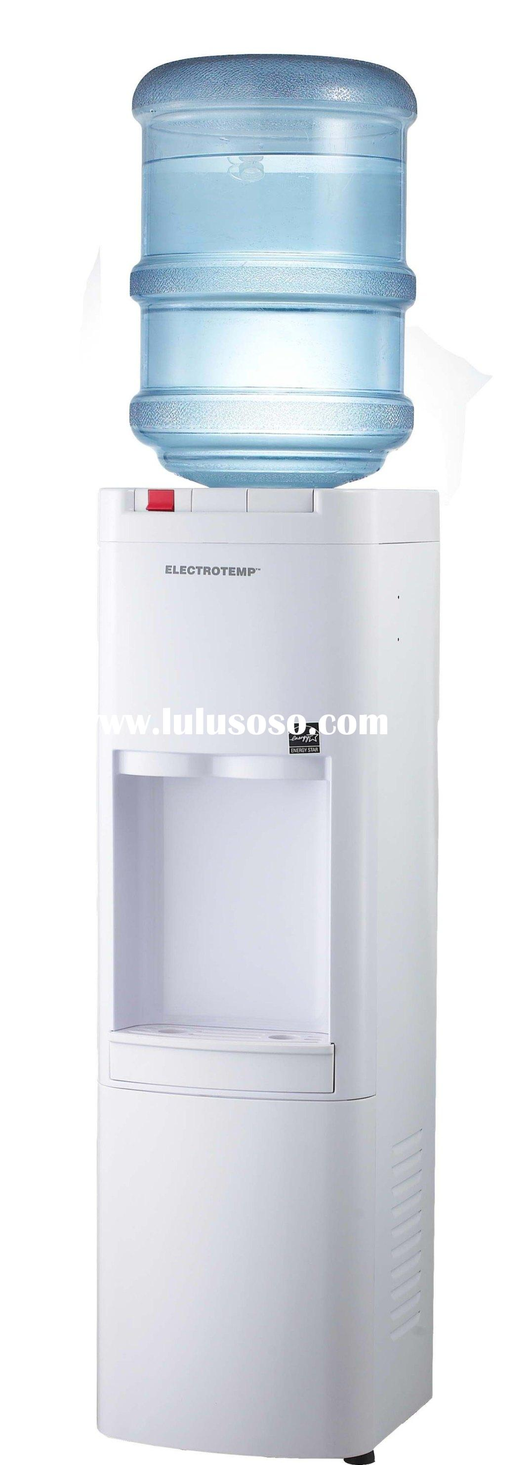Office Grade Cold and Hot Bottled Water Dispenser