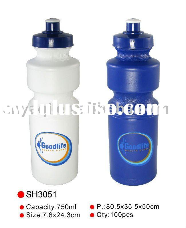 sports water bottles  FDA,EU standard,BPA free
