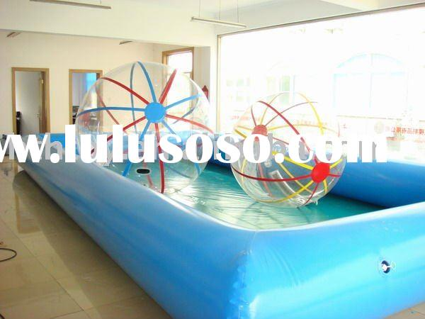 2011 commcerial and big inflatable pool for water ball