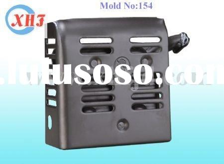 Bosch fuel injection pump parts,SPCC muffler,high Performance