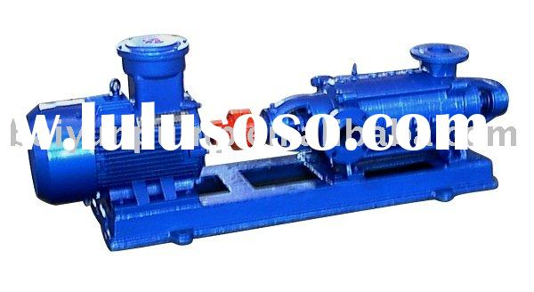 D series horizontal multi-stage centrifugal pump