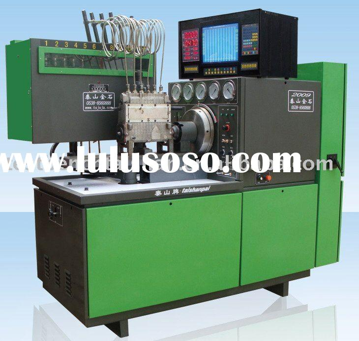 LYPX fuel injection pump screen display fuel volume test bench