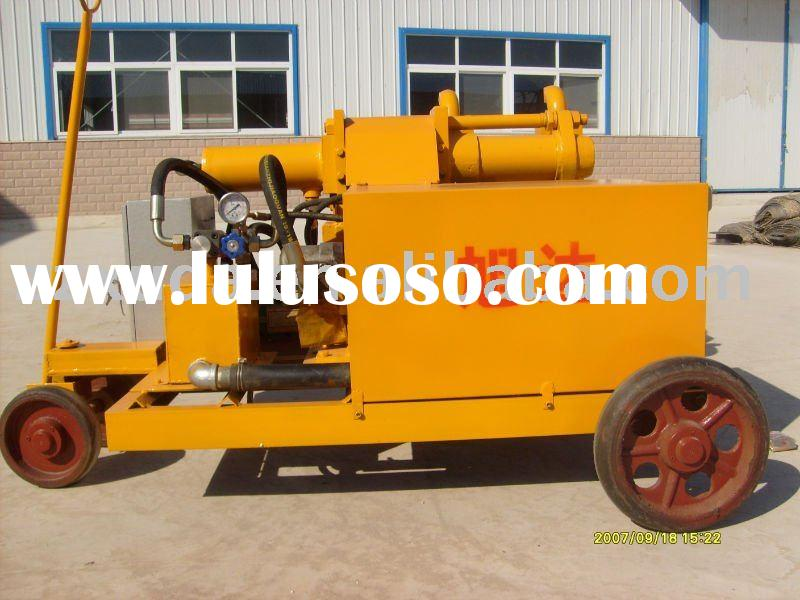 Portable electric hydraulic pump