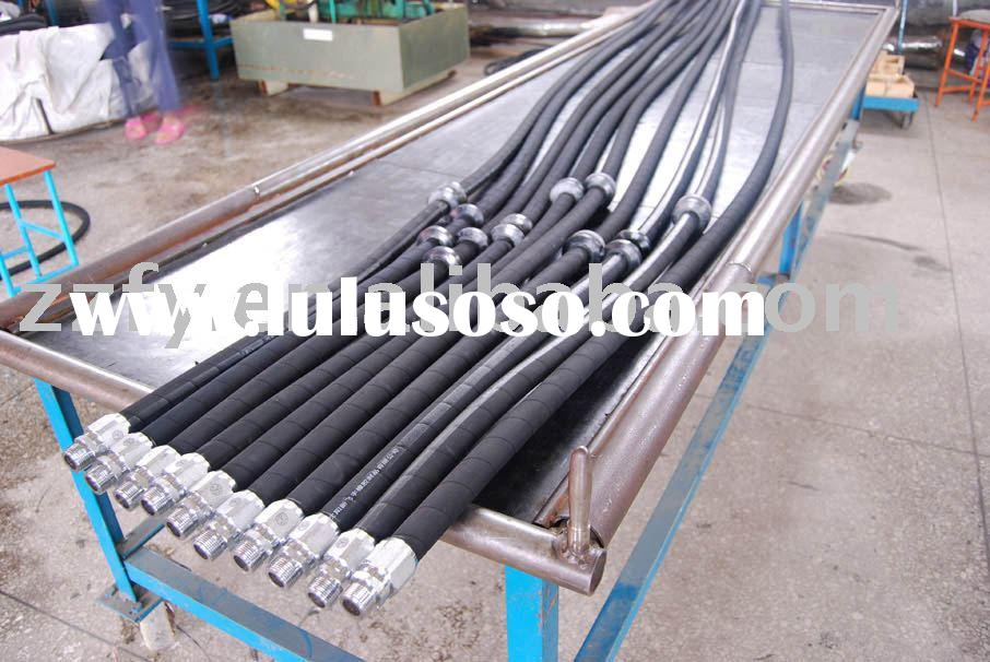 Rubber Hose Assembly for Fuel Dispensing Pump