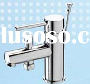Single Level Mixer Basin And Bath Faucet