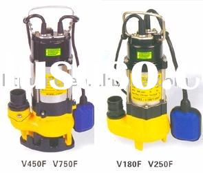 Submersible Sewage Pumps, V