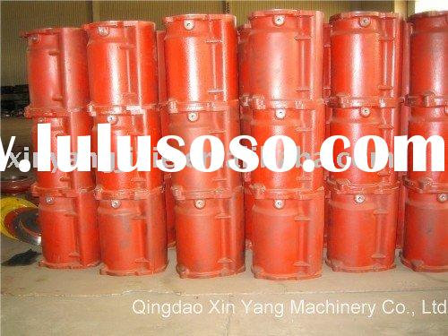 customized cast iron grundfos submersible pump body