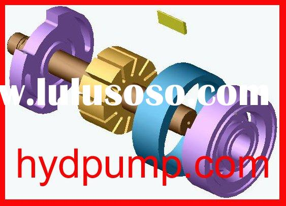 hydraulic vane pump cartridge kits and pump parts