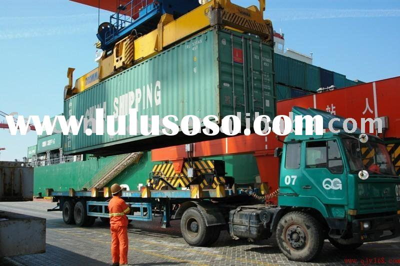 40HQ container sea freight from Qingdao to Cairo