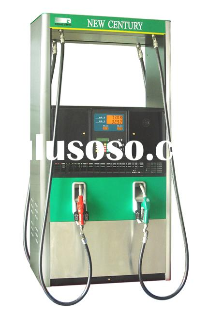 4 nozzle fuel dispenser(vacuum pump,oil dispenser, oil pump, fuel pump, gear pump, flow meter, gas s