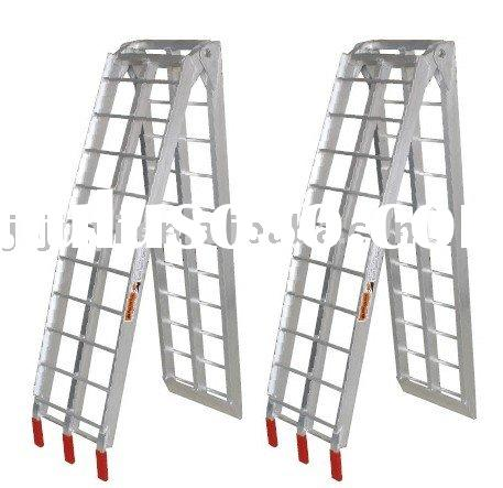 750LB Auto parts Folding Aluminum car ladder (JYLDN4043A)with 40-70 USD price