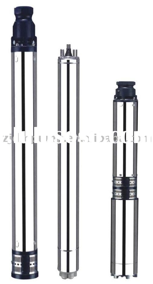 90QJD stainless steel multistage  pump
