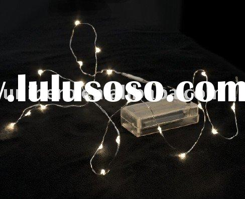 AA battery operated led mini string light
