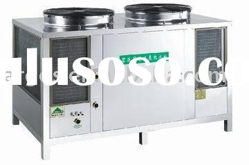 Air source heat pump water heater,Stainless steel hot water heating,heat pump