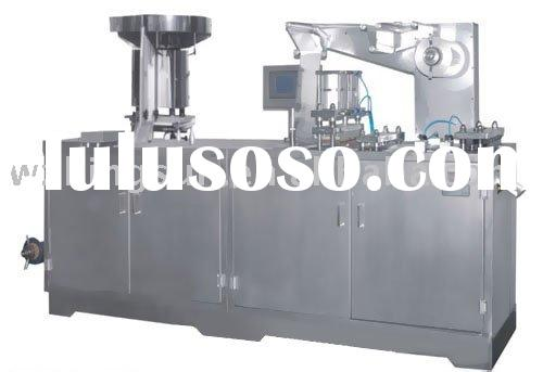 Al-plastic Aluminium-plastic Al-Al  blister packing machine capsule packaging machine pharmaceutical