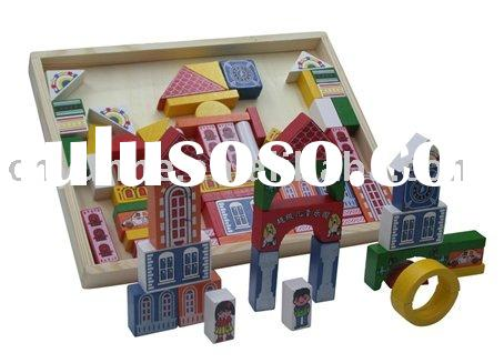 BRIO Wooden Building Blocks