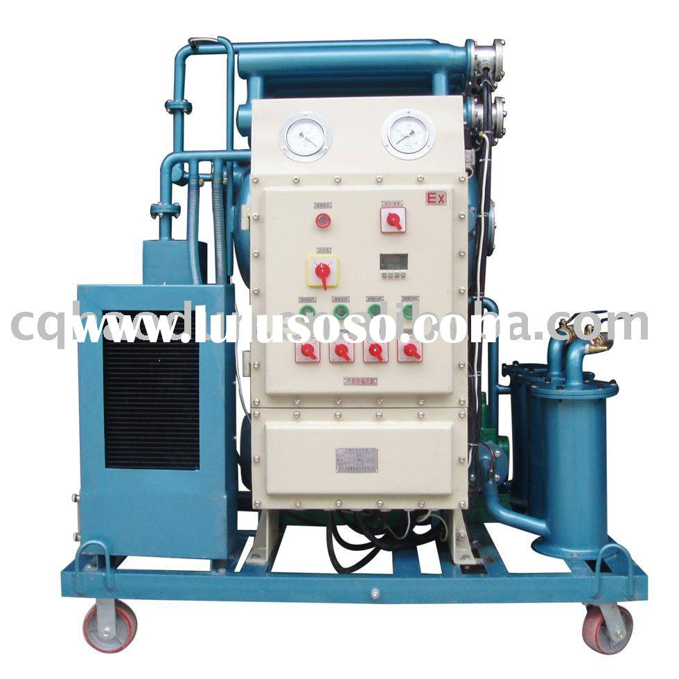 BZL  Used Hydraulic Oil Filtration/Recovery Equipment