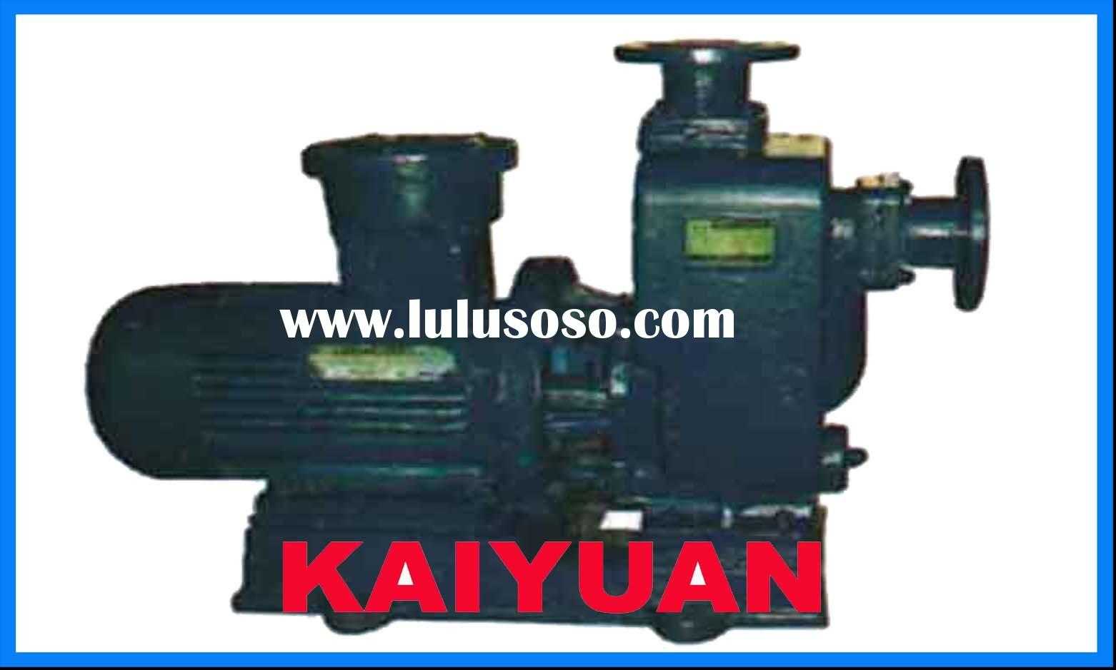 CYZ-A Horizontal Self-priming Centrifugal Pump