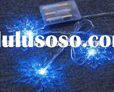 Christmas light / battery operated lamps  /LED string light