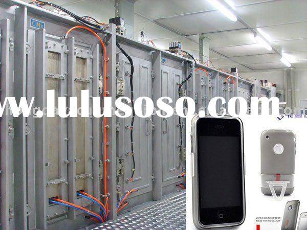 Coating machinery  Coating for  Mobile Phone with Touch Screen LCD Monitor