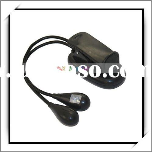 Dual LED Music Stand Light