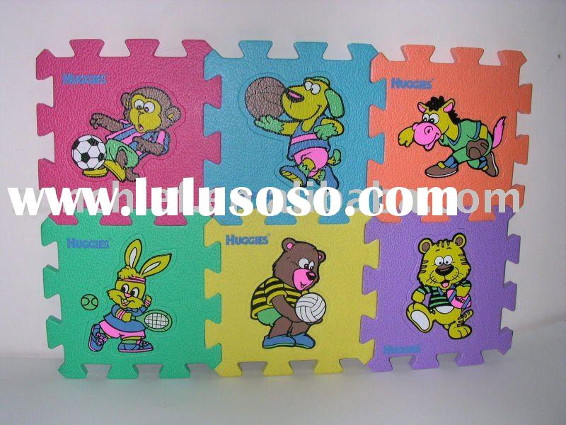 EVA Foam Toy, Foam Puzzle Mats, Foam Play Mat, Educational toys