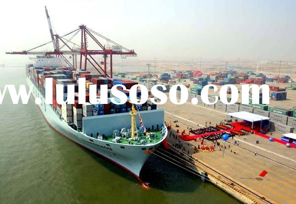 FREIGHT FORWARDER FROM CHINA TO INDONESIA