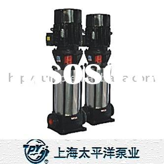GDL vertical multistage inline centrifugal  Pump
