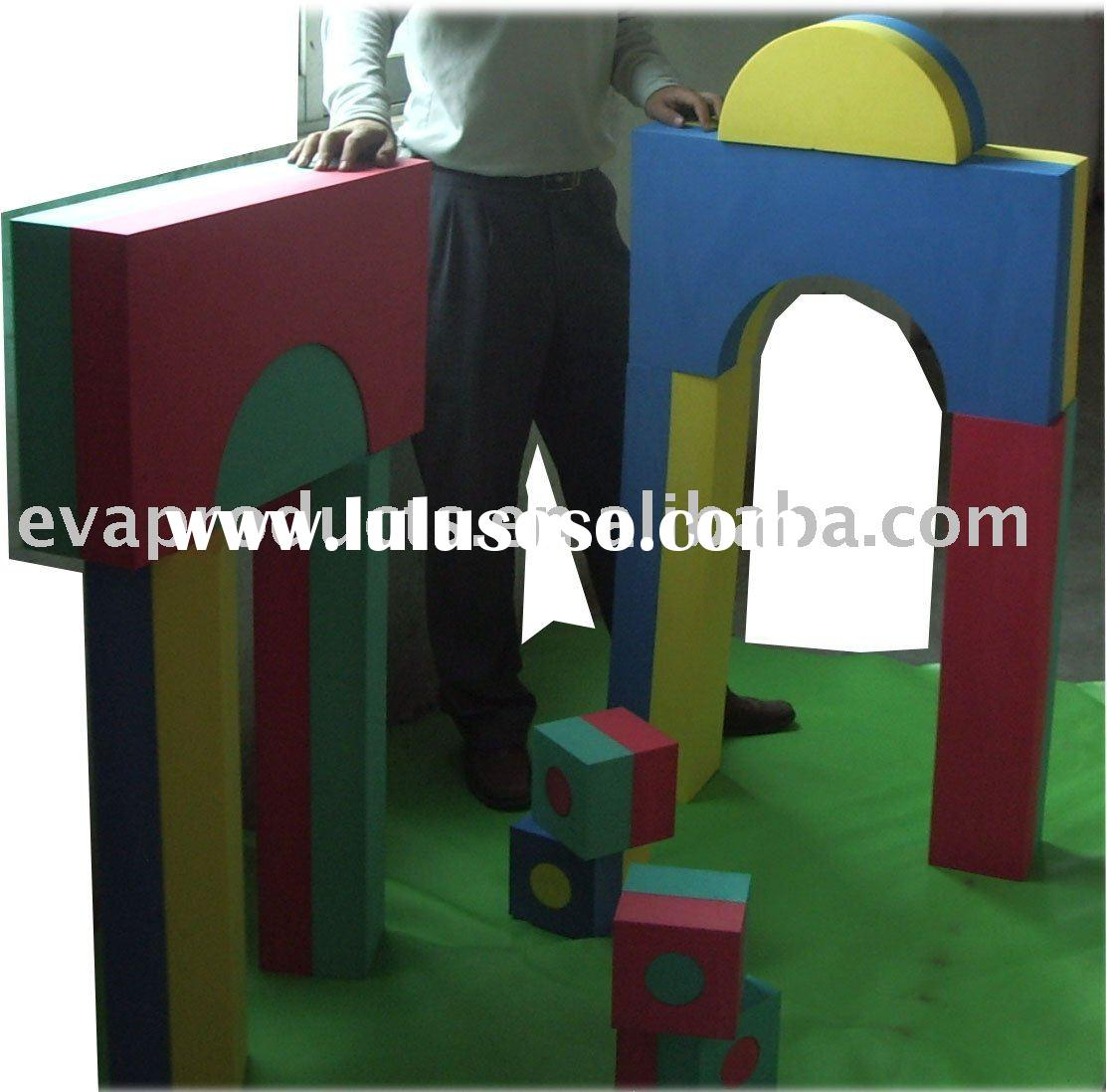 Giant Foam Block Set Eva