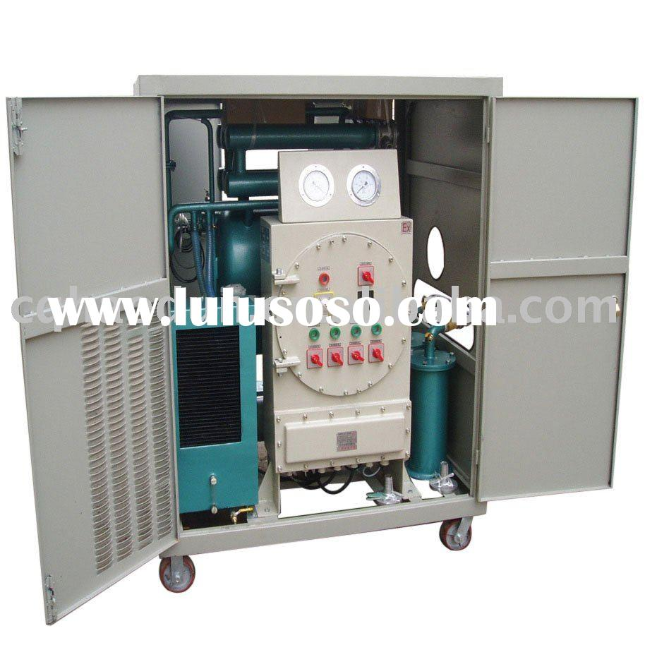 HTL Used Hydraulic Oil Purifier,Oil Recycling/Recovery Equipment