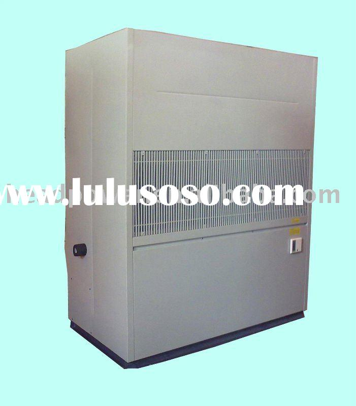HWL Water cooled packaged air conditioner