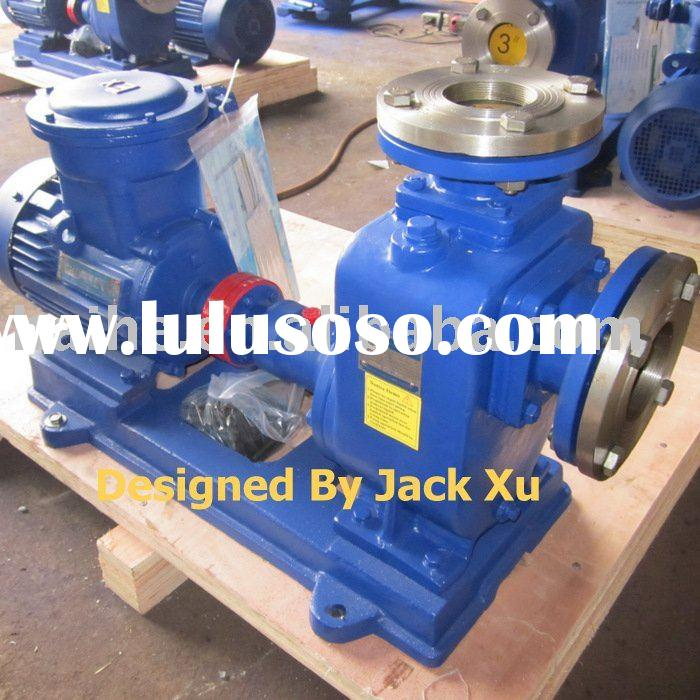 Horizontal Self-priming Centrifugal Oil Pump