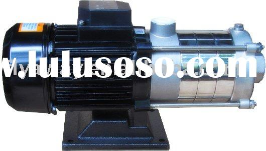 Horizontal multistage non-self-priming centrifugal pump