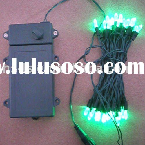 LED battery operated string light-light for30 days with one set of battery