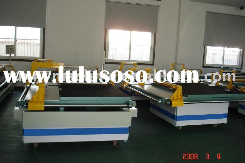 Laminated Glass Cutting Table / YG-3826 Laminated Glass Cutting table