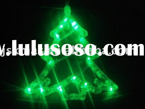 Led  christmas decorative light (battery operated light)